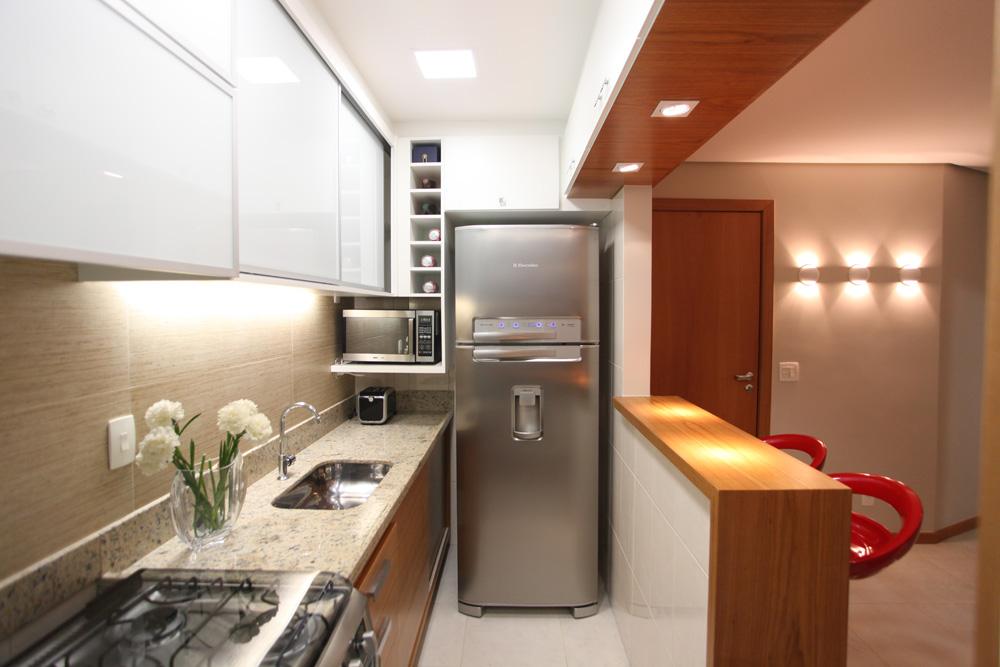 decoracao de pequenos ambientes residenciais : decoracao de pequenos ambientes residenciais:Oleari Arquitetura e Interiores – Projetos – Residenciais